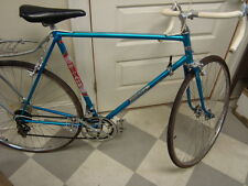 "early 70's GITANE Grand Sport De Luxe  French Road Bicycle- 23""  no wheels"