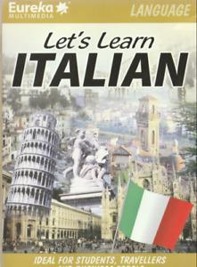 Let's learn Italian PC Disc