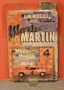 Mark Martin #4 1983 NASCAR 1:64 Diecast Jim Magill NEW Action