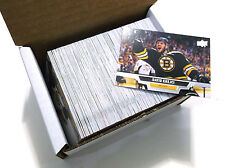 2013-14 Upper Deck Series 1 Complete Set 1-200 - Hockey Cards Boxed - Crosby