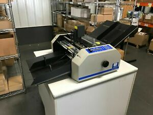 Graphic Whizard 6000 Numbering, Perforating & Scoring Machine - Fully-Serviced