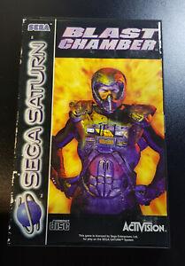 Blast Chamber Sega Saturn spiel (SEGA)