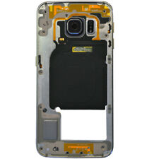 Samsung Galaxy S6 G920F Chassis Frame Bezel Metal Housing Parts Black Sapphire