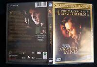A BEAUTIFUL MIND (2002) DVD Versione Noleggio - pari al nuovo