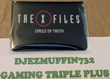 THE X-FILES CIRCLE OF TRUTH CARD GAME (LOOT CRATE EXCLUSIVE) IDW GAMES
