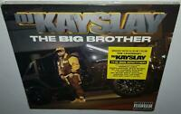 DJ KAYSLAY THE BIG BROTHER (2018) BRAND NEW SEALED CD ICE-T DAVE EAST E-40