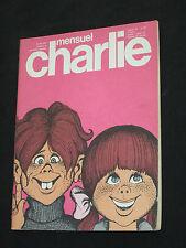 CHARLIE MENSUEL  N° 84    JANVIER  1976  -  1 ere Serie