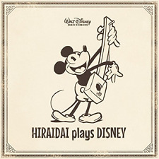 OST-HIRAIDAI PLAYS DISNEY-JAPAN CD F56