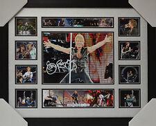 Bon Jovi Signed Framed Limited Edition Memorabilia V1