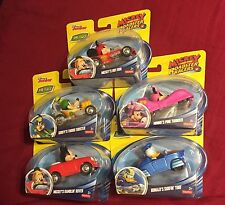 *FULL SET* DISNEY JUNIOR MICKEY and the ROADSTER RACERS DIE CAST **NEW**