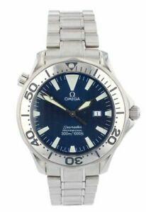 Mens - Omega Seamaster Pre Owned Watch