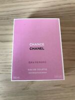 Chanel Chance Eau Tendre 3.4oz|100 ml Eau De Toilette New Sealed, Spray , Women
