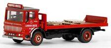 EFE 37602 1:76 OO SCALE AEC Ergomatic Short 2 Axle Flatbed Lorry London Brick Co