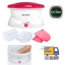 Electric Paraffin Wax Bath Warmer Spa Machine Therapy Heat Hands Thermal Skin