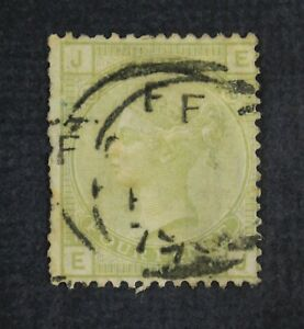 CKStamps: Great Britain Stamps Collection Scott#70 Victoria Used Lightly Crease