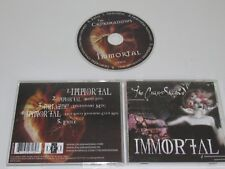 The Crüxshadows/Immortal (dfd-20718) CD Maxi Single