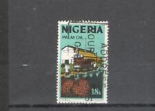 NIGERIA 290 -OLIO DI PALMA 1973 - MAZZETTA DI 10 - VEDI FOTO