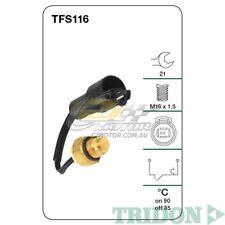 TRIDON FAN SWITCH FOR Suzuki Swift 10/86-12/88 1.3L(G13B) DOHC 16V(Petrol)