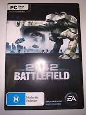 2142 Battlefield PC Game ( COMPLETE, Like New ) - FREE & FAST POST