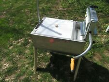Lehman's Hand washing machine + ringer - Stainless - off the grid- camping Amish