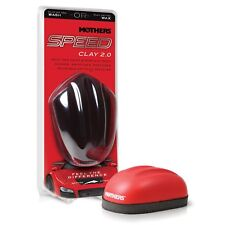 Mothers SPEED CLAY 2.0 CLEANS SMOOTHES RESTORES Reusable Up To 20 Vehicles BAR