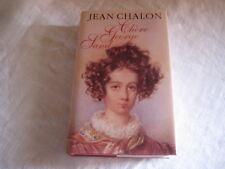 Livre Chère George Sand par J.Chalon