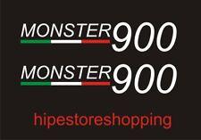 ADESIVI DUCATI MONSTER 900