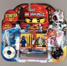 LEGO NINJAGO - 2257 - Starter Set - Tournoi d'initiation - SPINJITZU - JOUET