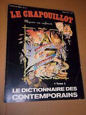 "MAGAZINE ""LE CRAPOUILLOT no 53 - TOME I - LES CELEBRITES"" (1979)"