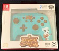 Animal Crossing Nintendo Switch PowerA Controller KK Slider