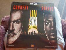 Rising Sun (Laserdisc) Movie Video