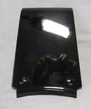 Genuine Gilera Stalker Rear Seat tail Cover Panel Gloss Black 4925005090