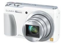 Panasonic Digital Camera Lumix Tz55 20X Optical White Dmc-Tz55-W