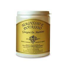 MAGNESIO E POTASSIO 360 g (polvere) - DR. GIORGINI