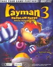 Rayman(R) 3: Hoodlum Havoc Official Strategy Guide (Official Strategy Guides (Br