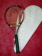 "HEAD TRITECH 9000 OVERSIZE TENNIS RACQUET + BAG  4-1/4"" GRIP"