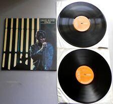 David Bowie-etapa UK 1978 Rca 1st prensa Dbl Lp