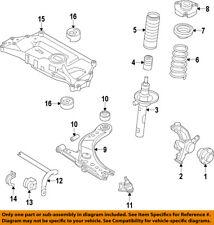 VW VOLKSWAGEN OEM 05-17 Jetta Front-Lower Ball Joint 1K0407365C