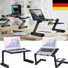 Faltbar Tragbar Laptoptisch Notebook Tisch Schreibtisch Laptop Stand Halterung