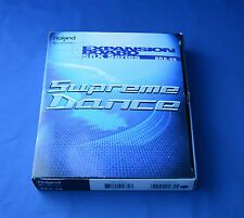 Roland SRX-05 : Supreme Dance Exp. Board w/ box Free shipping!