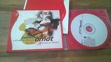 CD Ethno Pancho Amat - De San Antonio A Maisi (12 Song) RESISTENCIA digipak