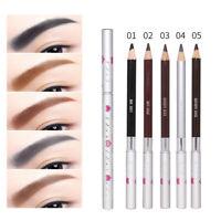 With Comb Brush Makeup Tool Eyebrow Pencil Eye Make Up Eyebrow Enhancer