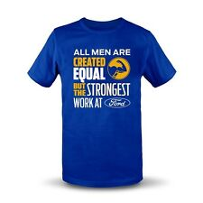 Genuine Ford T Shirt todos De hombre son iguales XXL