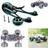 1:8 Rear Tail Riemenscheibe Wheelie Bar für Rovan 83006 HPI Savage XL RC Autos