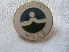 Industry Hills Badge
