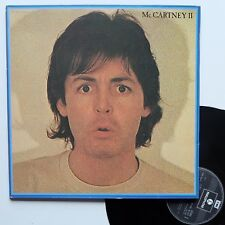 "LP Paul McCartney  ""Mc Cartney II"" - (TB/EX)"
