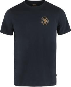 Fjallraven 1960 Logo Men's T-Shirt, Dark Navy