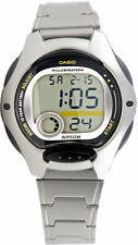 Casio Silver Case Wristwatches