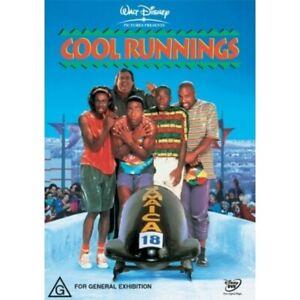 Cool Runnings (DVD, 1993) PAL Region 4 (Disney, John Candy) Brand New / Sealed