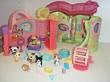 Littlest Pet Shop LOVIN' PET PLAYHOUSE 6 TOTAL PETS. Get Better Center Hospital